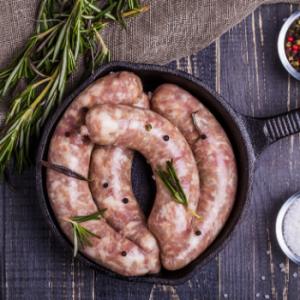 Fennel Sausages