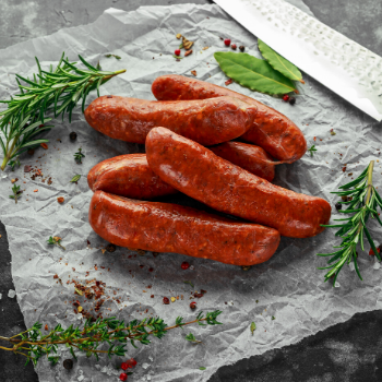 Jalepo Chilli Sour Cream and Cheese Sausages