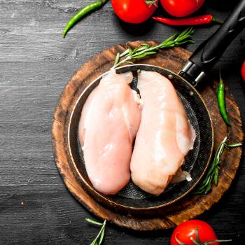Skinless Chicken Breast Fillet